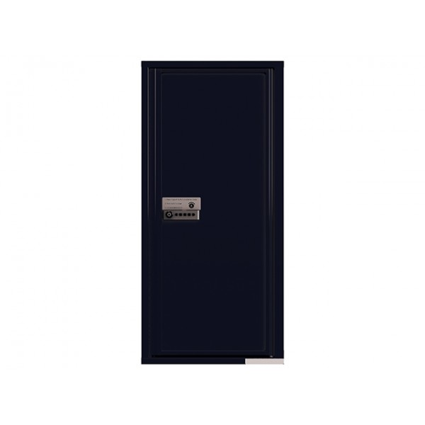 MyPackageConcierge® for Single Family Homes - Carrier Neutral Package Delivery Box - In Black Color