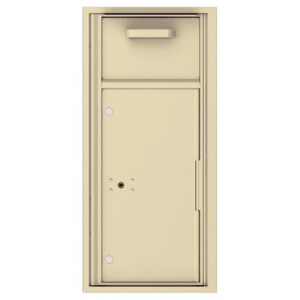 Collection/Drop Box Unit - 4C Wall Mount 10-High - 4C10S-HOP