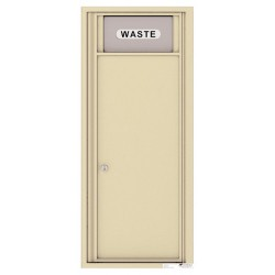 Trash/Recycling Bin - 4C Wall Mount 11-High - 4C11S-BIN