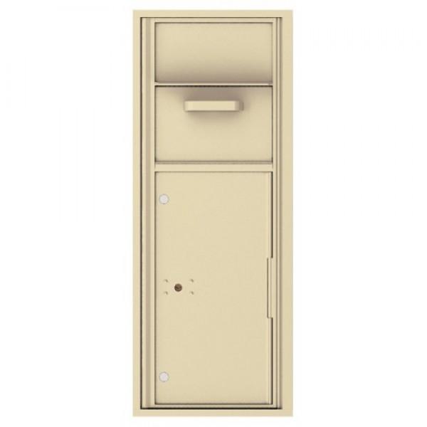 Collection/Drop Box Unit - 4C Wall Mount 12-High - 4C12S-HOP