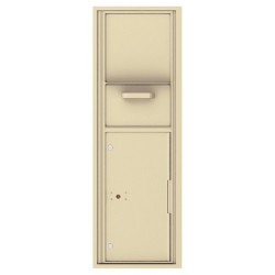 Collection/Drop Box Unit - 4C Wall Mount 14-High - 4C14S-HOP