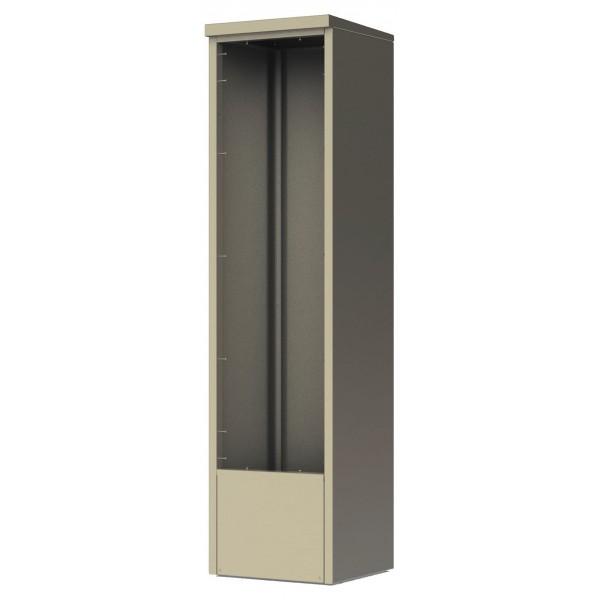 4C Depot Cabinet - accommodates any single column Max height 4C unit - DEP16S
