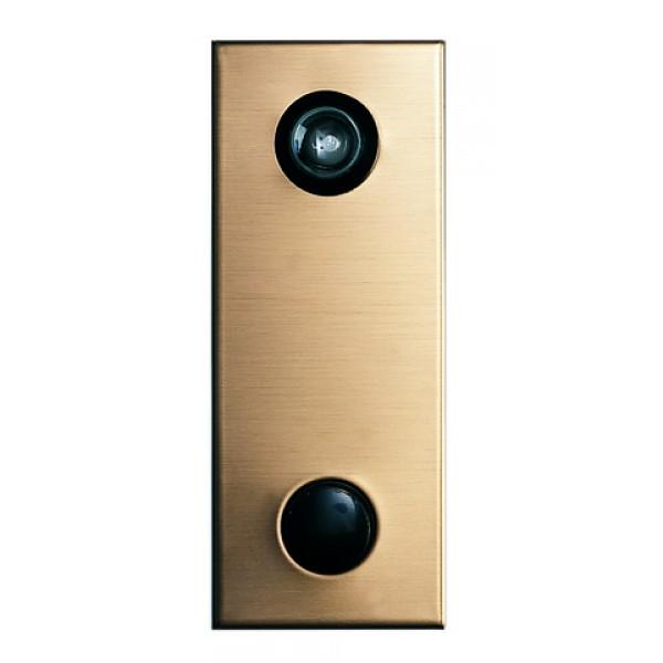 Mechanical Door Chime with Standard Viewer (Bronze) - 685104-01