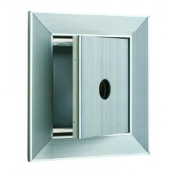 Key Keeper (Key Lock Box) - With Surface Mount Collar - KKASMA