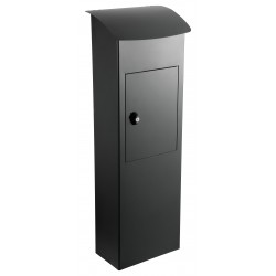 QualArc ParcelSentry Freestanding Locking Parcel and Mailbox - Model WF-PB007