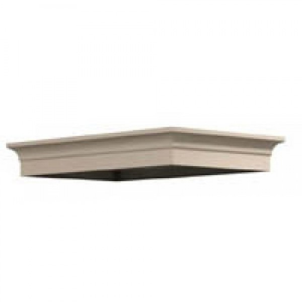 Classic Decorative Crown Molding Cap for 1570 CBU (VOGUEC1)
