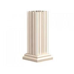 Classic Decorative Pillar Pedestal Cover for CBU Type 1 & 2 - VOGUEP128
